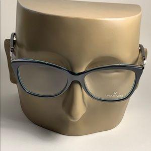 New Women's Swarovski Eyeglasses